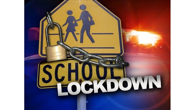 Pauline South School locked down briefly after students see 'irrational behavior'