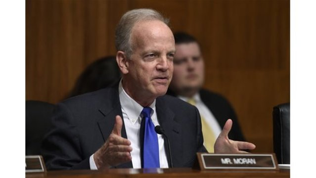 Moran to speak about global security on 9/11 anniversary
