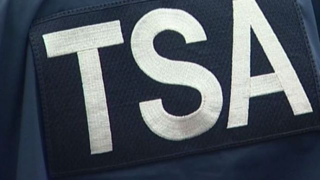 TSA finds person with loaded gun at Wichita airport