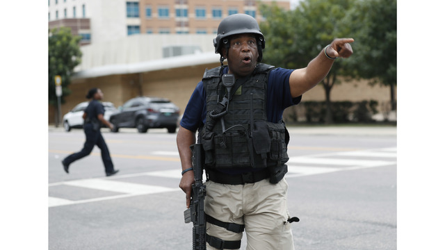 Police agencies on edge, on guard amid heightened threats