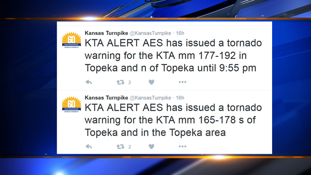 KTA and AccuWeather stand by tornado warnings
