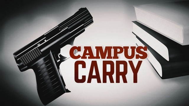 Emporia State student government opposes guns on campus