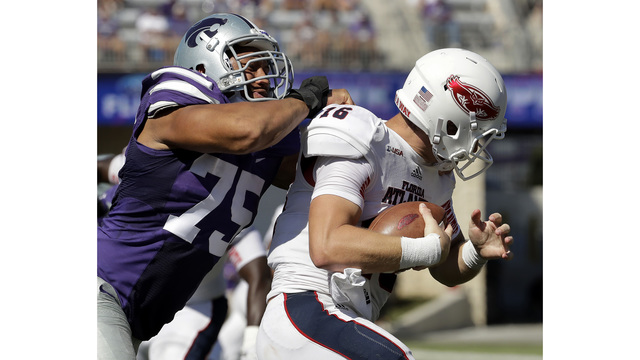 K-State DE Jordan Willis drafted 73rd overall by Bengals