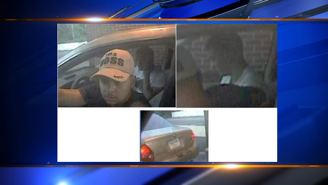 Topeka Police attempting to identify credit card skimmer suspects