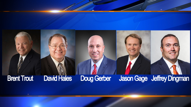 City confirms 5 finalists for Topeka city manager position