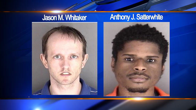 2 Topeka men arrested for sex crimes with a minor