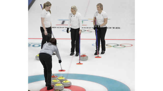 Canada's world champion women slump out of medal contention