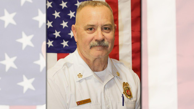 New Shawnee Heights fire chief appointed