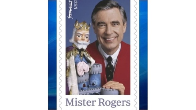 'Welcome to the Postal Neighborhood': US Postal Service unveils Mister Rogers stamp