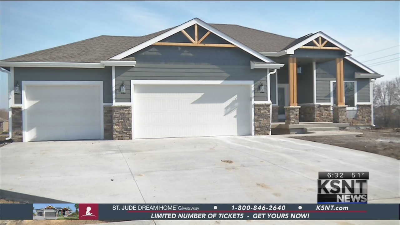 The Topeka St Jude Dream Home Giveaway Is Thursday
