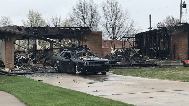Officials identify person killed in house fire near Lake Shawnee