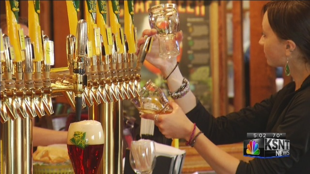 Beer festival highlights Topeka's craft beer thirst