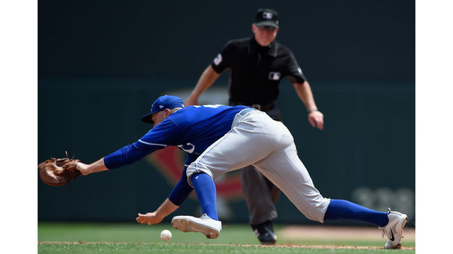 Royals lose series-finale against Twins