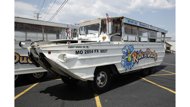 Company says it was told duck boats were OK before sinking
