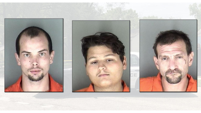 Trio to face trial in July double murder