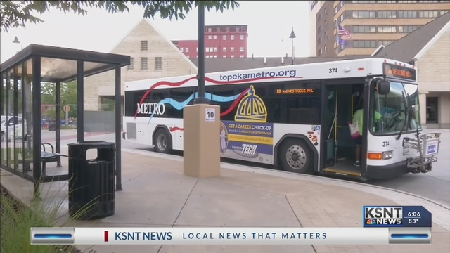 Topeka Metro offers free rides for students