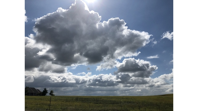 Bright weekend ahead, but more rain on the way