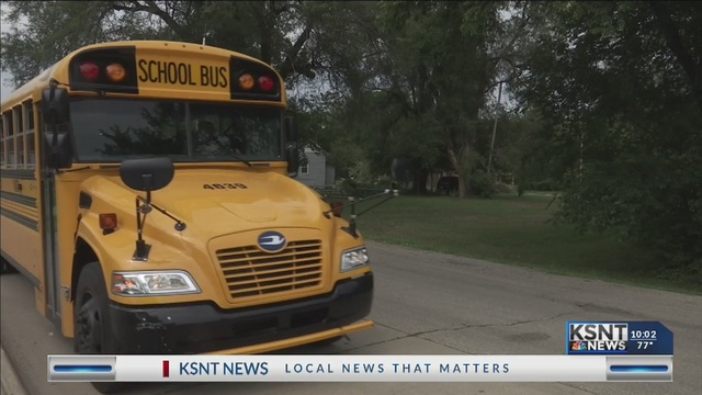 Topeka buses getting back on track after a rough start to school year