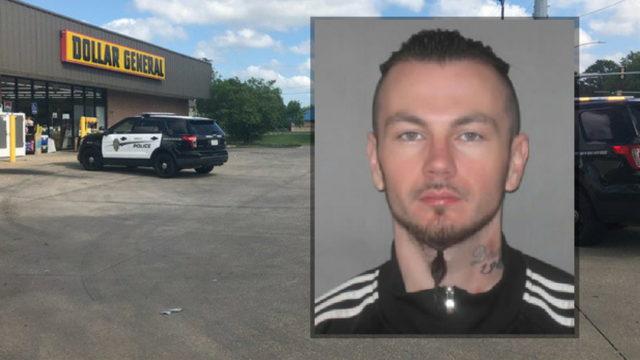 Man who used pink bandana, tire iron to rob dollar stores arrested