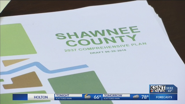 Shawnee County land use plan passes 2 to 1