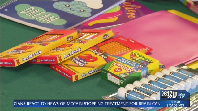 """Boys and Girls Club """"Stuff the Bus"""" campaign wraps up Thursday"""