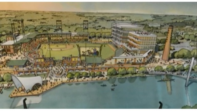 Triple-A baseball will come to Wichita with new downtown stadium