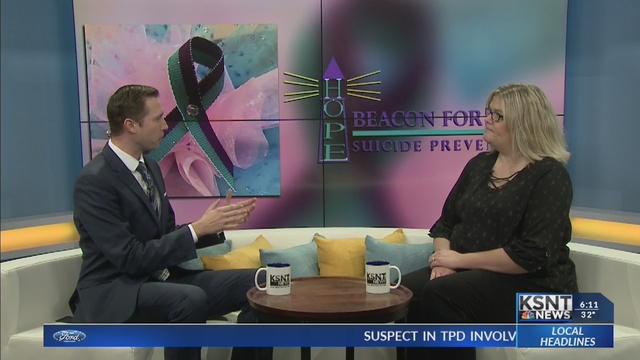 Suicide prevention group prepares for fundraiser
