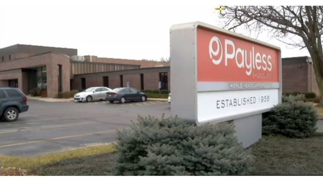 Topeka's Payless on the auction block