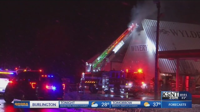 Fire Marshal: Wydlewood Winery motive remains a mystery