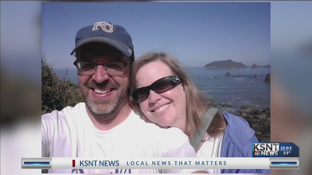 Former Emporia pastor and his wife escape Northern California Wildfires