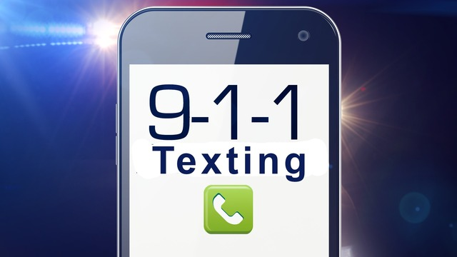 Texting 911 now possible in Shawnee County