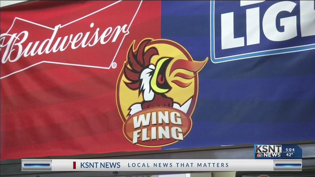 Topeka restaurants wingin' it for weekend cookoff