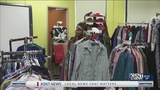 Topeka school sets up room to help students in need