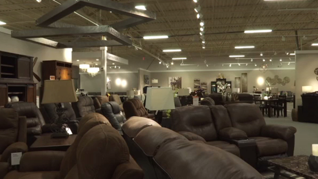 Ashley Homestore Rolls Out Furniture Sales In Topeka