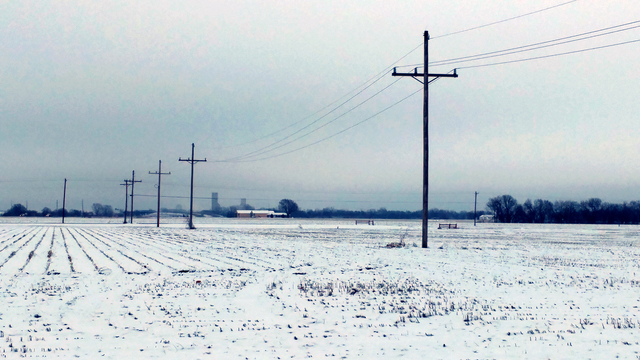 Tens of thousands remain without power after winter storm