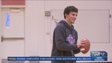 Axtell High School's Hunter Koch reflects on record setting career