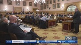 Lawmakers debate over Governor Kelly's proposed budget