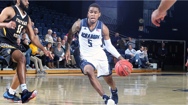 Ichabods finish strong in comeback win over Fort Hays State