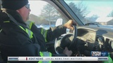 Tow truck driver warns of dangers while helping stranded drivers
