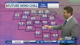 Chilly sunshine today, dropping temperatures for Thursday