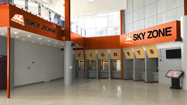 Kansas Expocentre partners with Skyzone for new box office, planned activity zone