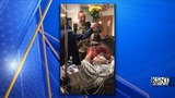 Soldier's surprise homecoming in Topeka hospital goes viral