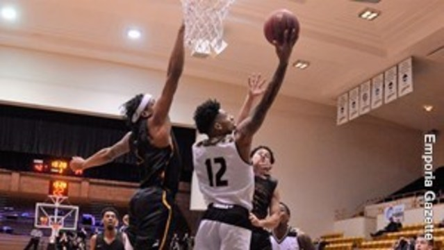 Emporia State's late run propels Hornets past the Riverhawks
