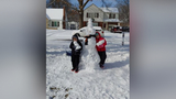 The great snowman hunt!