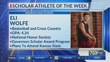 Scholar Athlete of the Week: Eli Wolfe