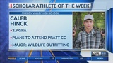 Scholar Athlete of the Week: Caleb Hinck