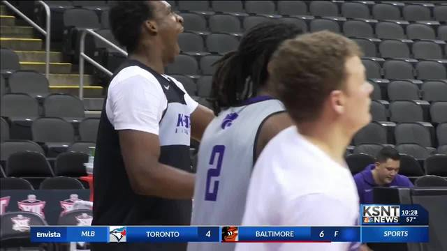 K-State, KU, ready for Big 12 tournament