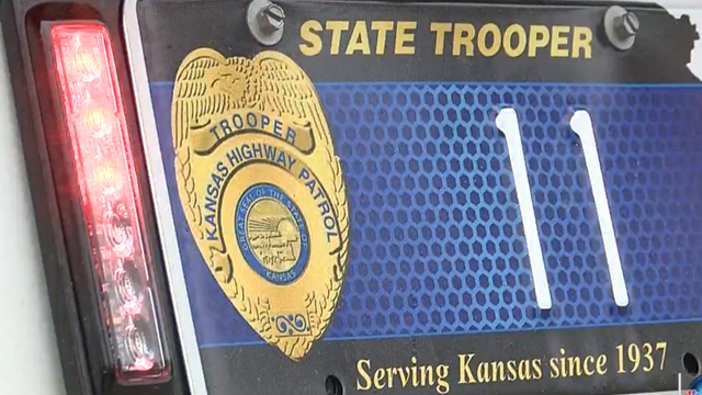 Right place, right time: KHP trooper saves woman from abusive driver