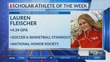 Scholar Athlete of the Week: Lauren Fleischer