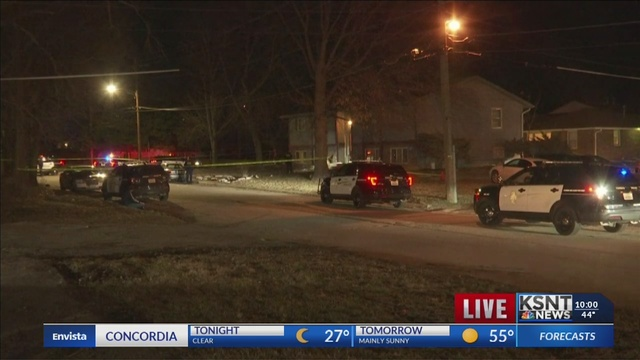 Man dies after west Topeka shooting Saturday night